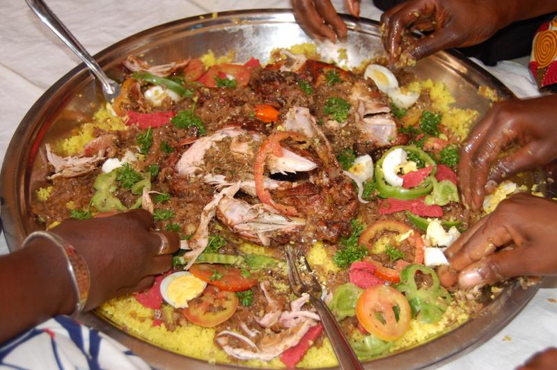 Hey soul sister for Cuisine senegalaise